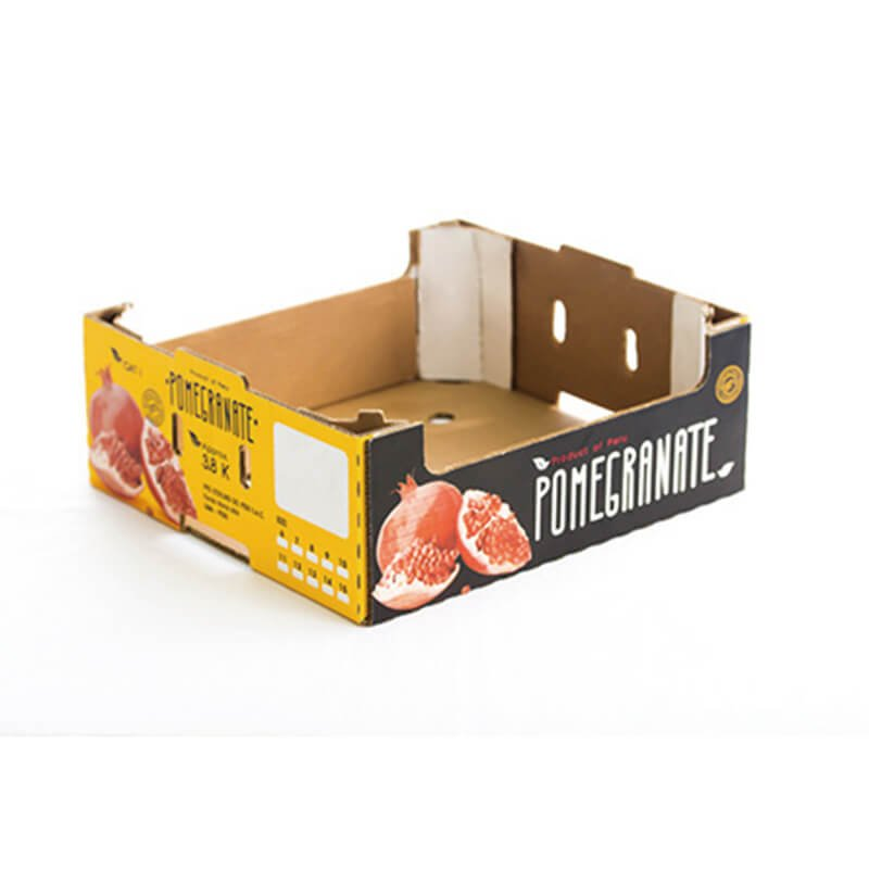 Corrugated Fruits Tray Box
