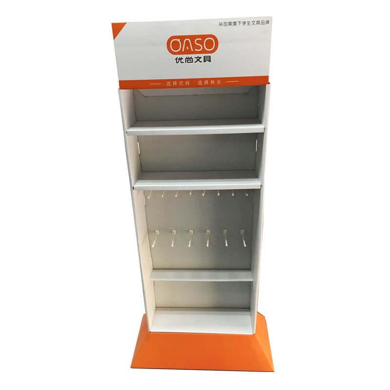 Four Floors Display Stands Box