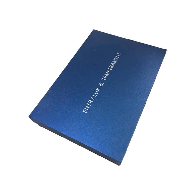 High-density cardboard gift box