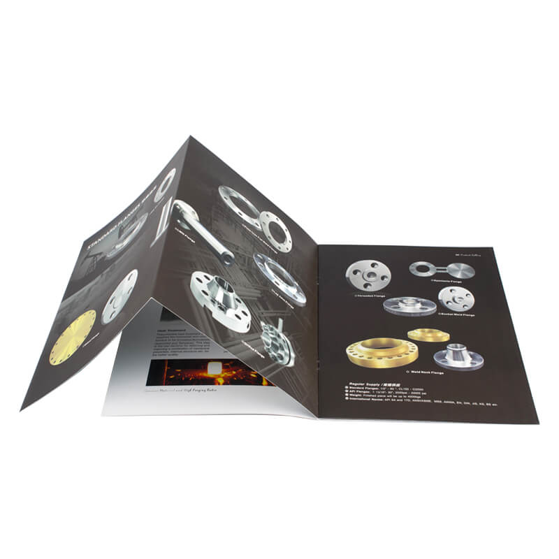 Booklet Made of Coated Paperweight 70~157 gsm