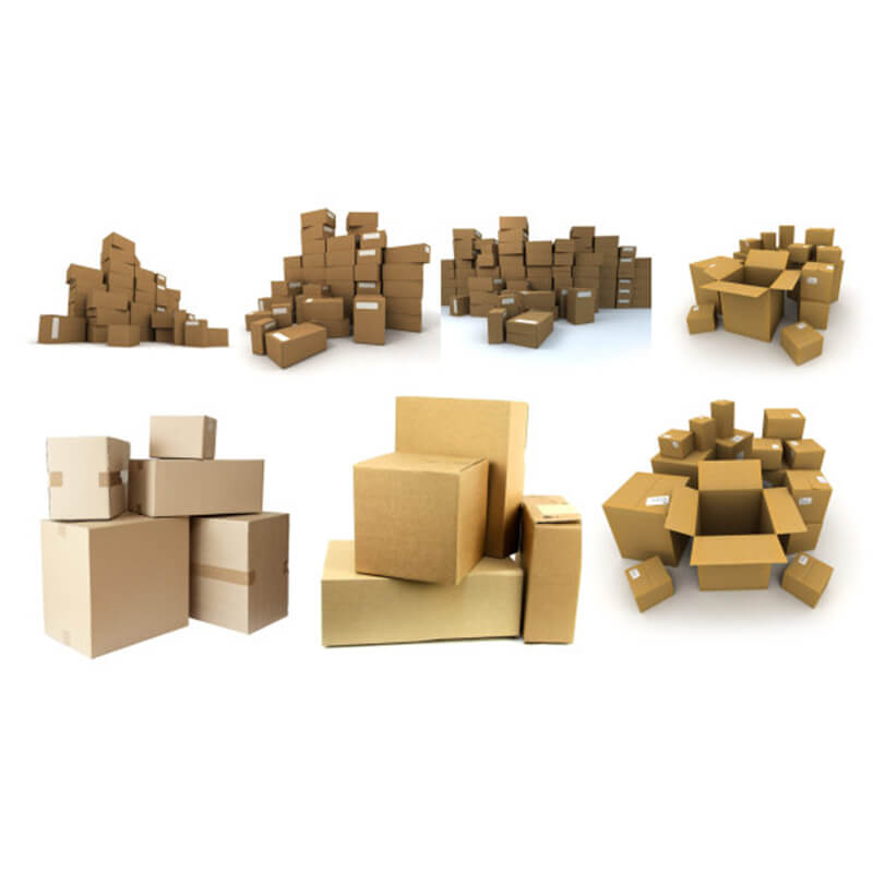 Carton Packing Avalible Sizes