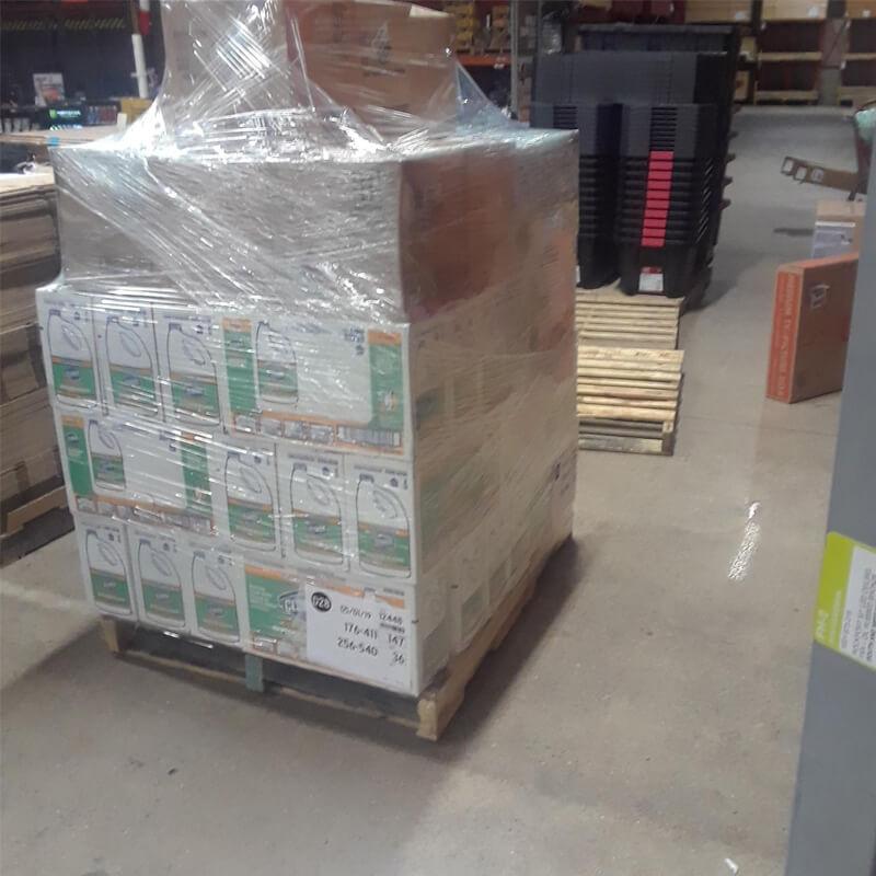 Carton Packing Method