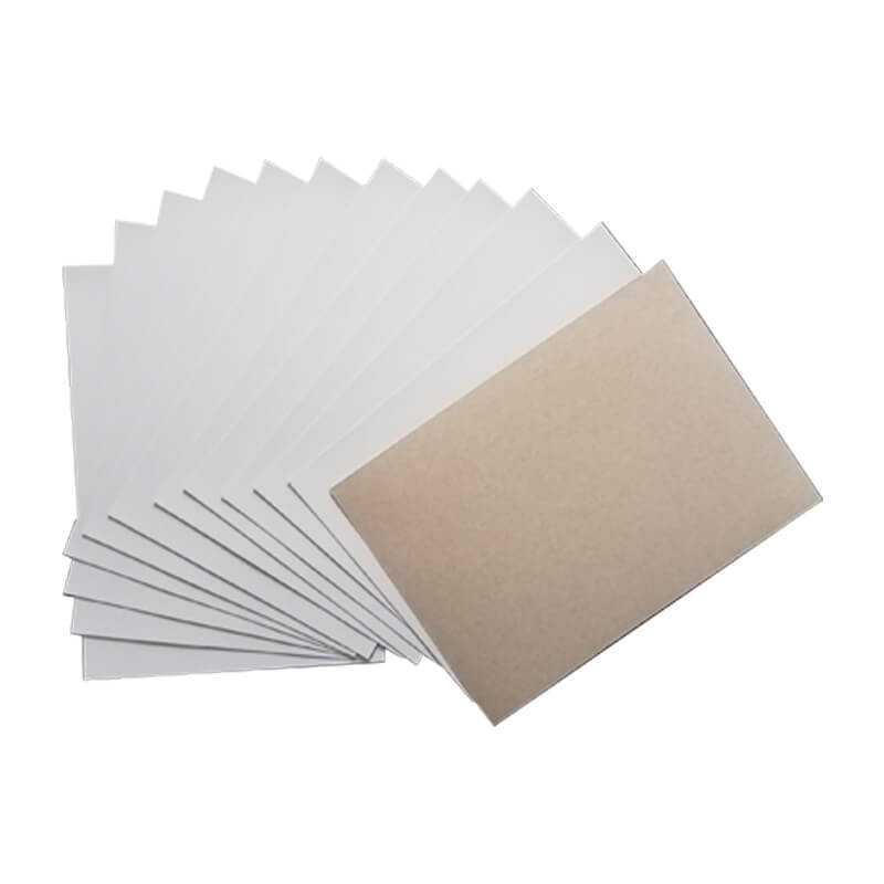 Coated Duplex Cardboard Gray Board