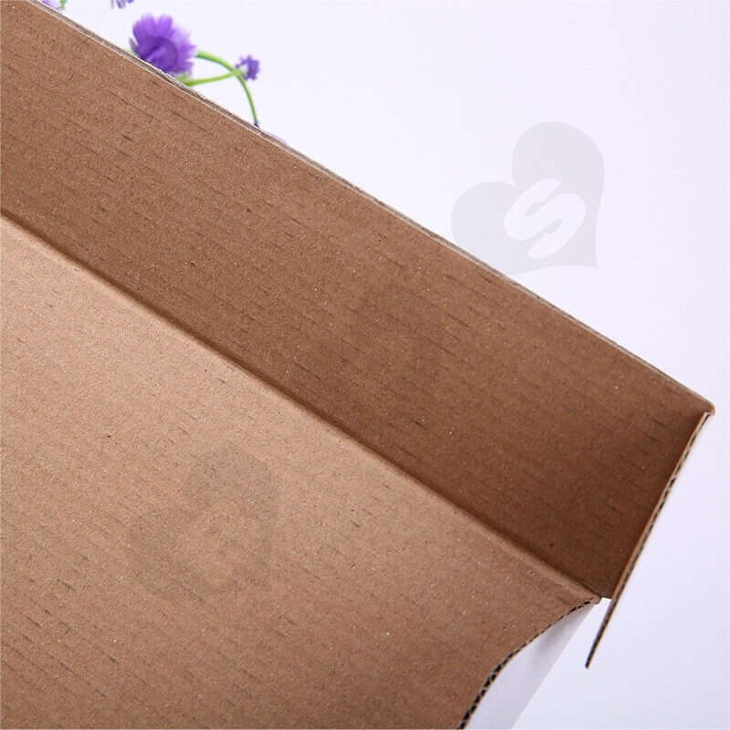 Color Printing Mailer Box For Online Shopping side view six