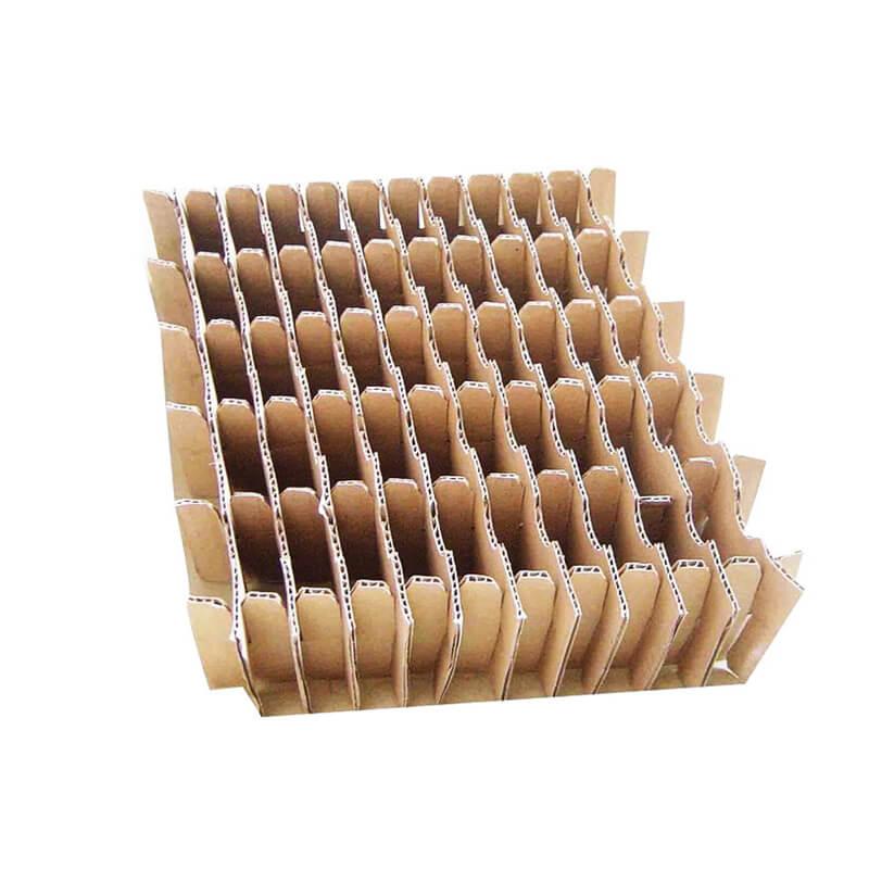 Corrugated Fiberboard Made Paper Box Inserts