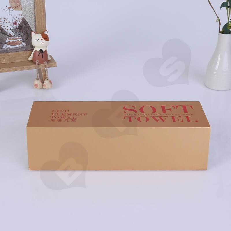 Custom Printed Box Sleeve side view two