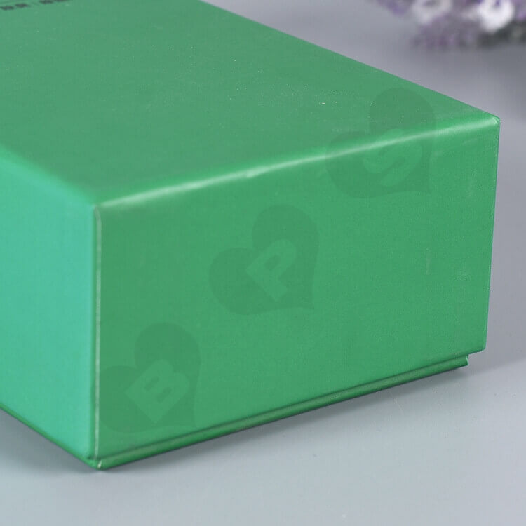 Custom Printed Gift Box For Fungicidal Liquid side view five