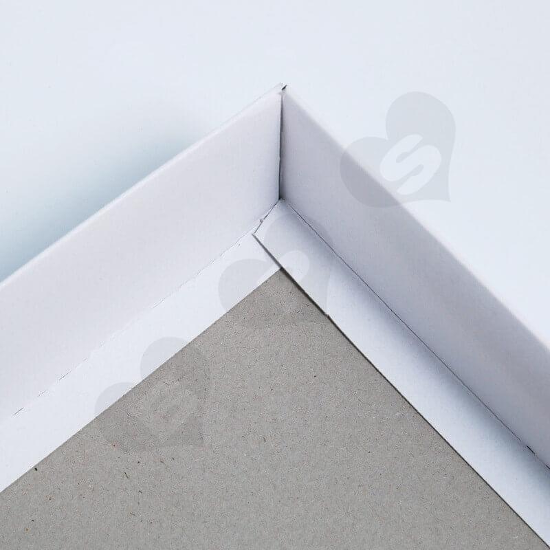 Custom Printing Cardboard Box For Socks side view five
