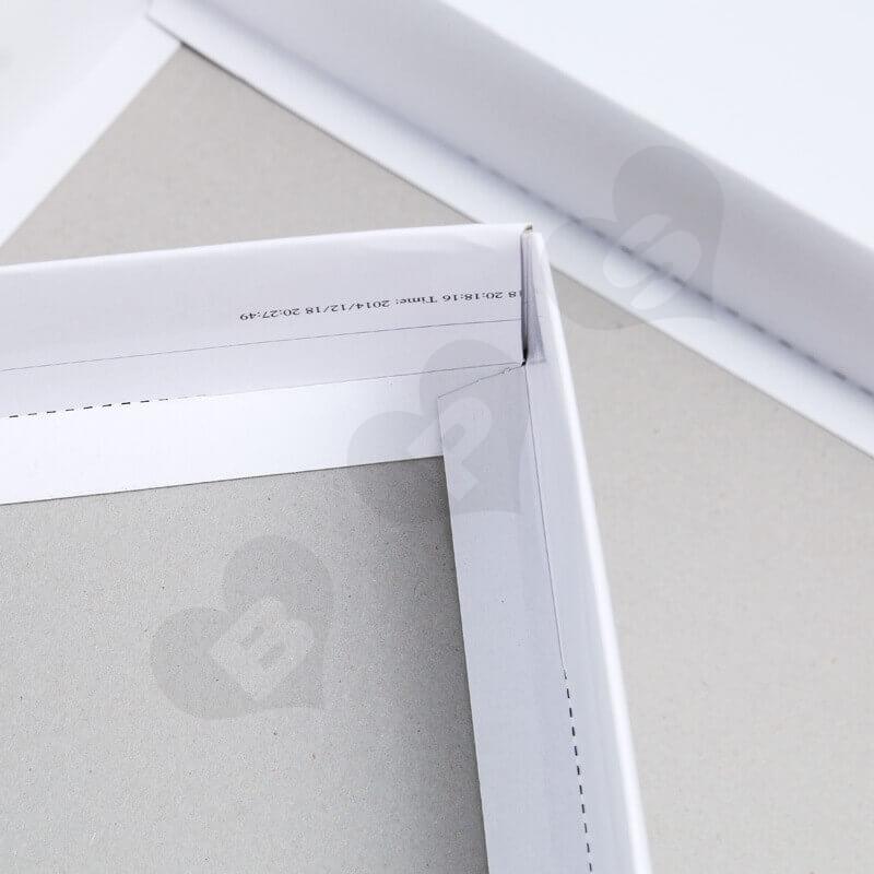 Custom Printing Cardboard Box For Socks side view six