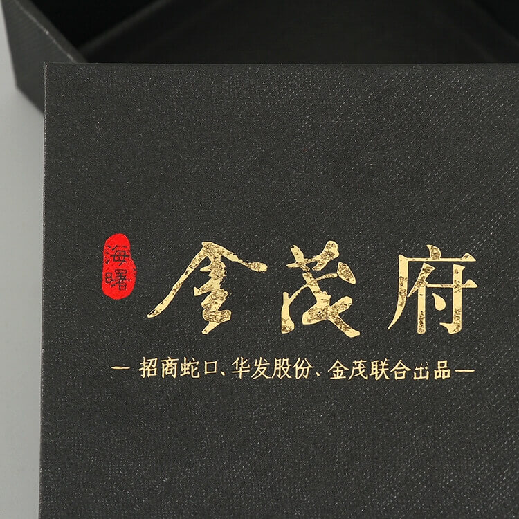 Customized Rigid Gift For Souvenir side view four