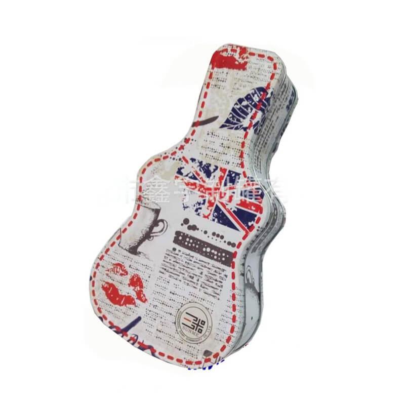 Guitar Shape Packaging Gift Box For Guitar