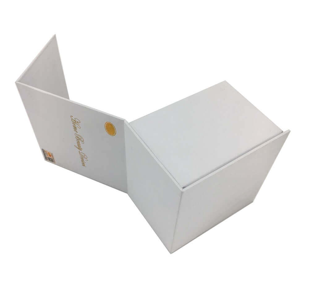 Home Beauty Device Packaging Box With EVA Foam Insert sideview four