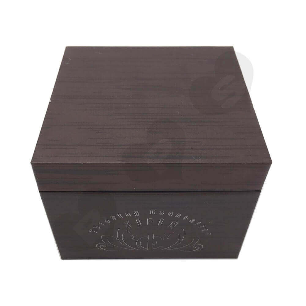 Crystal Packaging Gift Box Side View Six