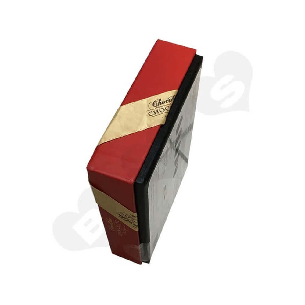 Luxury Chocolate Packaging Box Side View Six