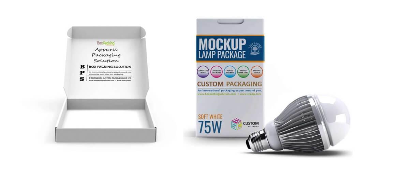 Packaging Mockup Service