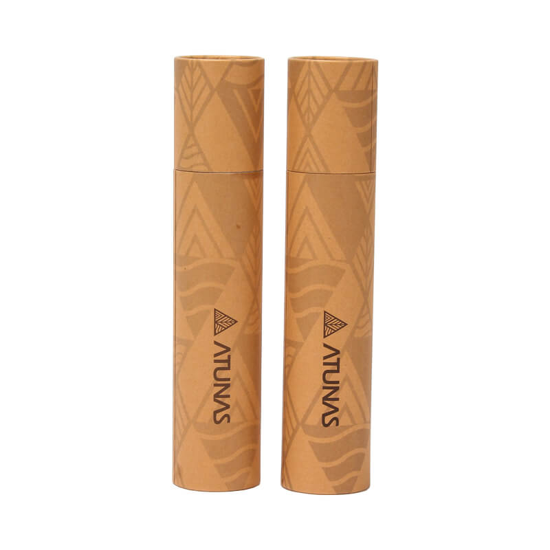 Paper Tube For Wine Made From Kraft Paper