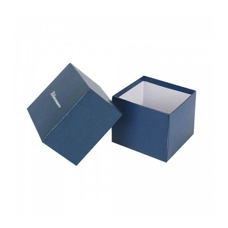 Rigid Top and Bottom Box For Watch Packaging