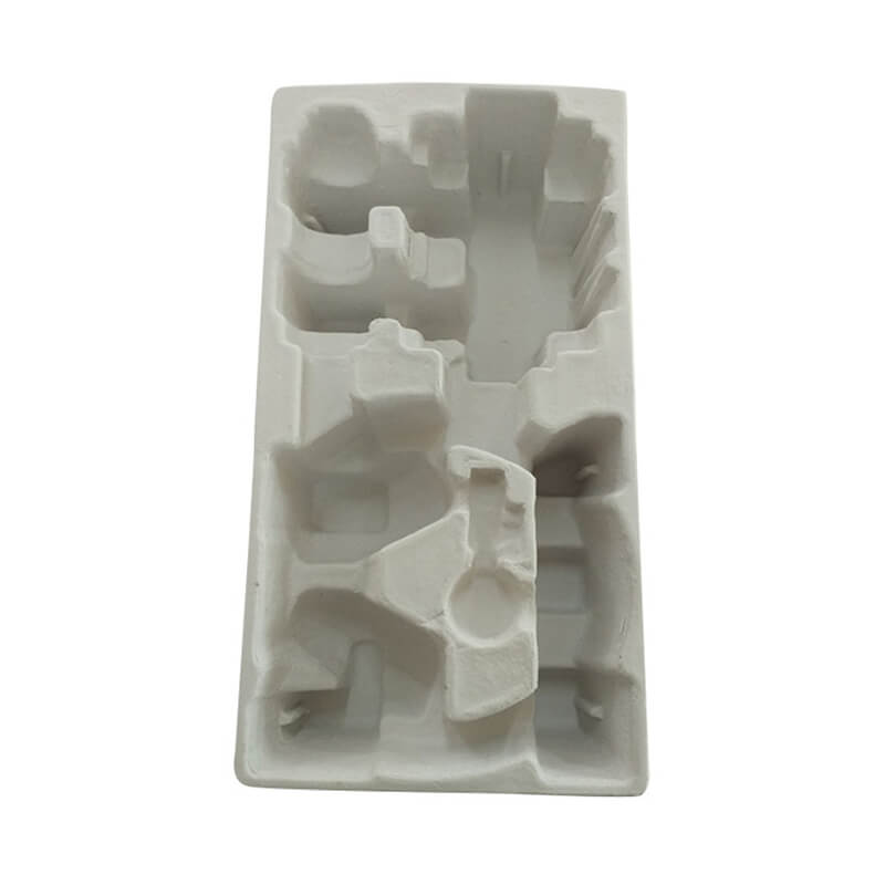 White Color Pulp Insert