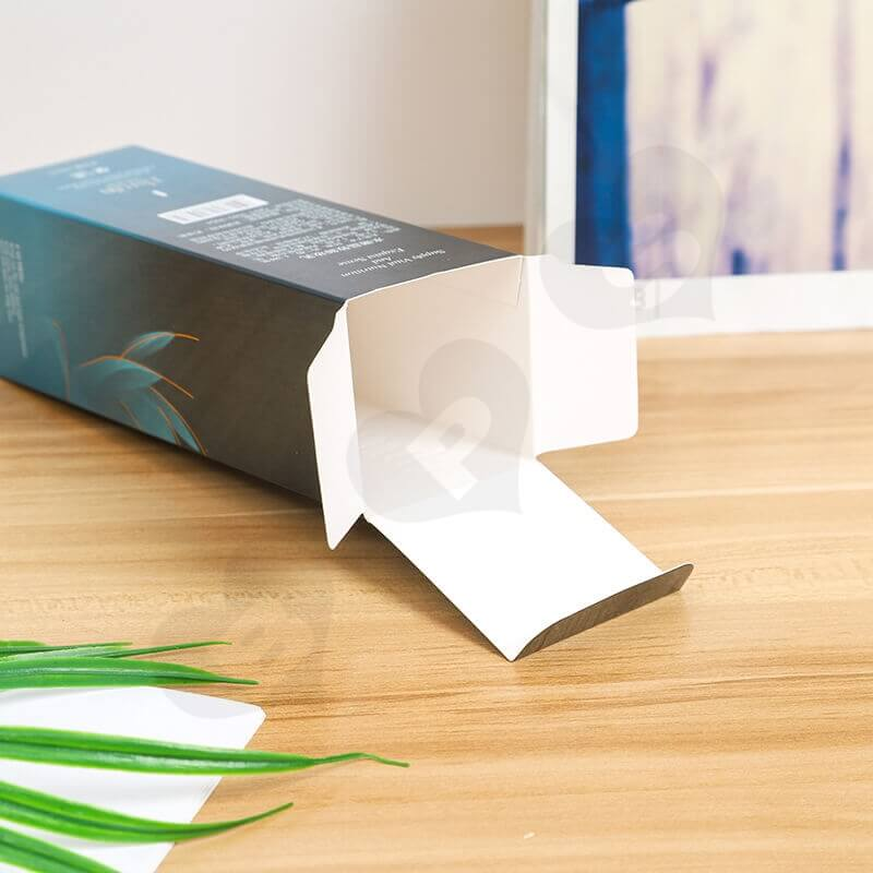 Wholesale Cardboard Box For Makeup Remover side view four