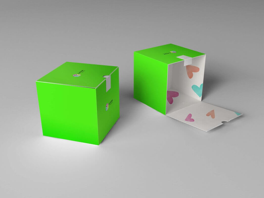 outside and inside printed color box 1