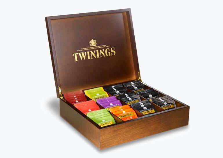 Tea Display Box