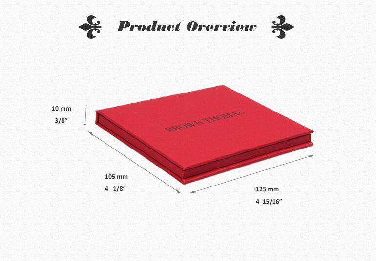 Vip Card Packaging Box