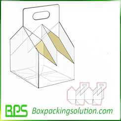 beer carrier holder design template