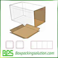 big top and bottom box templates