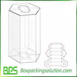 cardboard storage boxes design template
