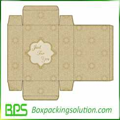 custom folding carton box design