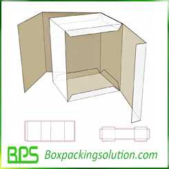 custom paperboard design templates