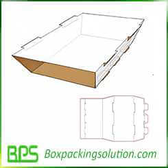 paperboard bowl design template