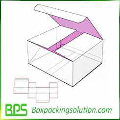 paperboard box design template