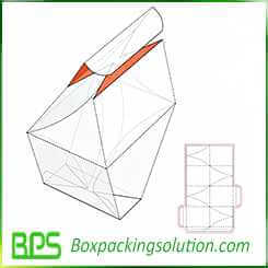 popcorn packaging boxes snack packaging boxes