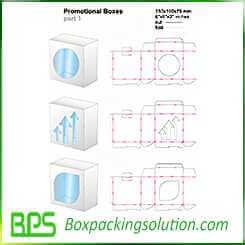 promotional packaging box design