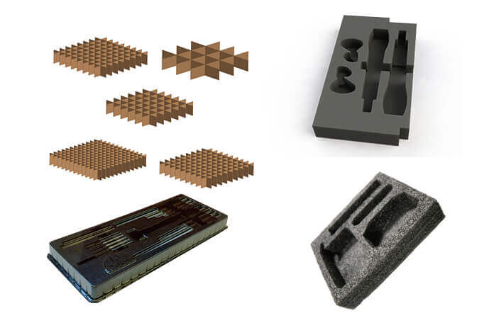 Optional Inserts for Custom Shipping Cartons