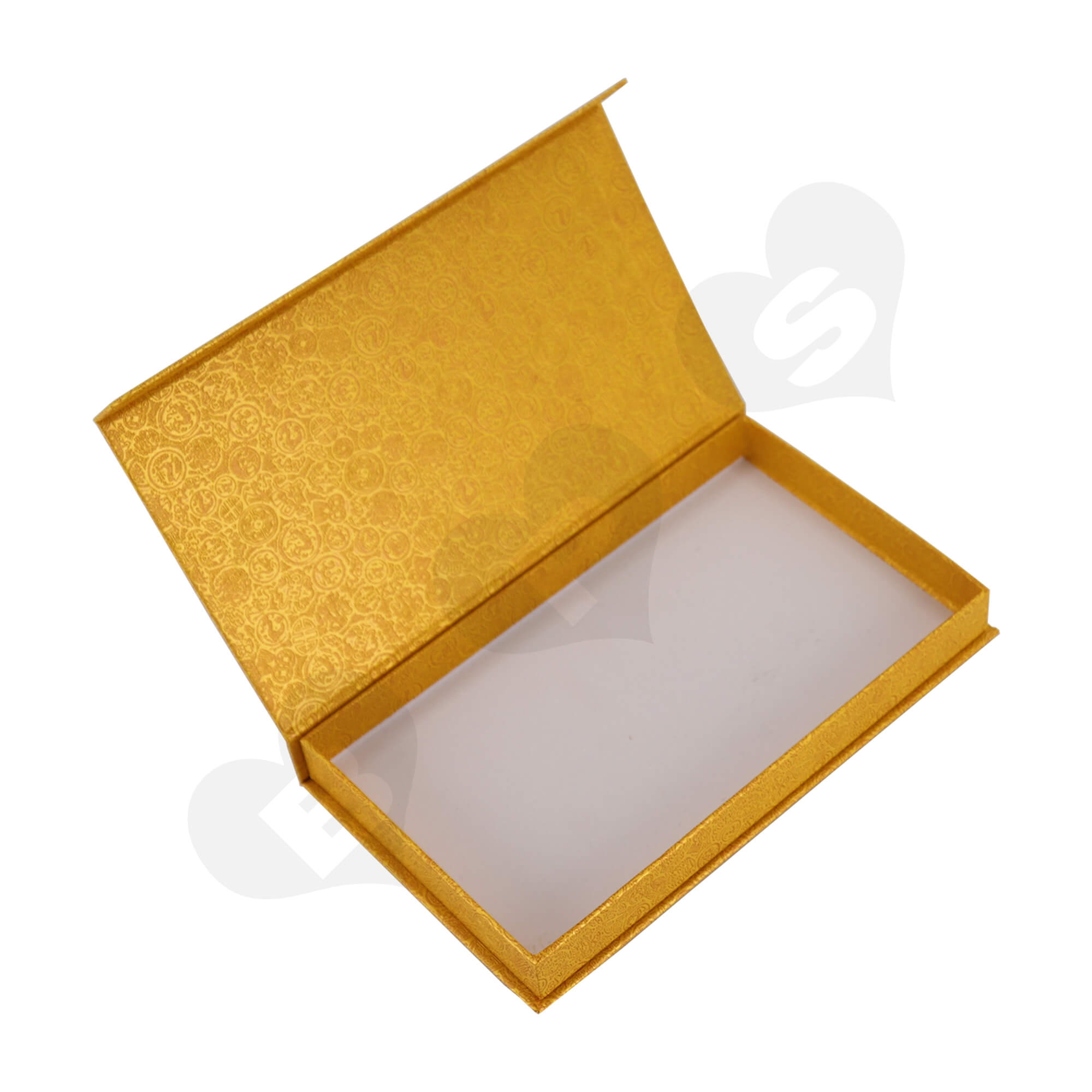 Book Shape Gift Box For Packing Blended Fragrance Side View Six