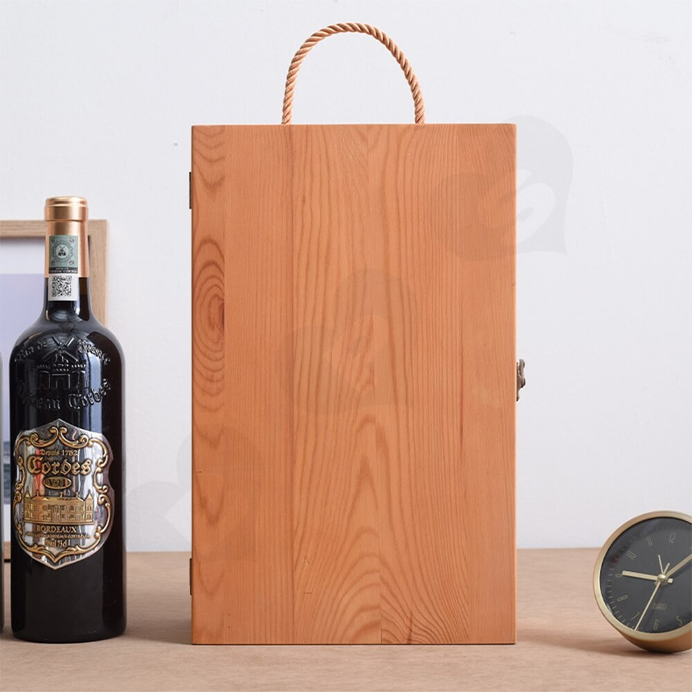 Printable Solid Wine Suitcase Side View Two