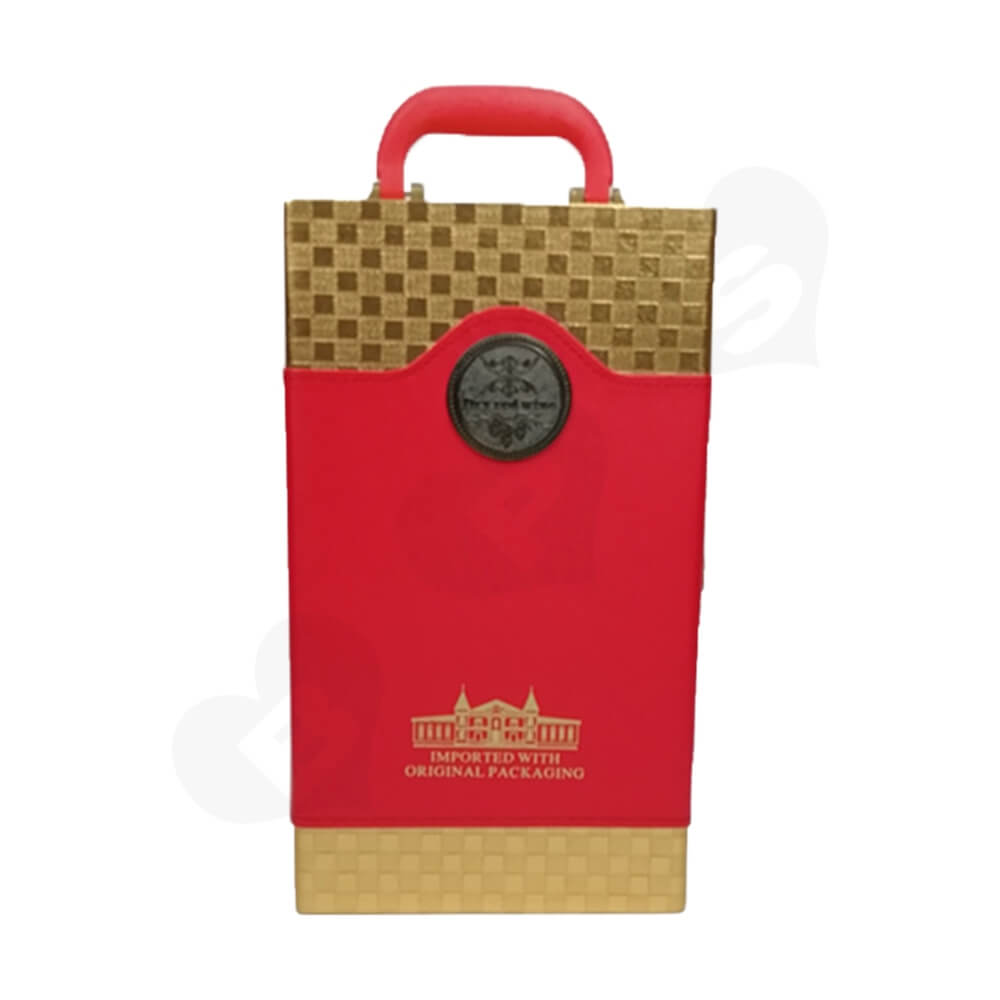 Private Label Wine Box Kit Side View Four