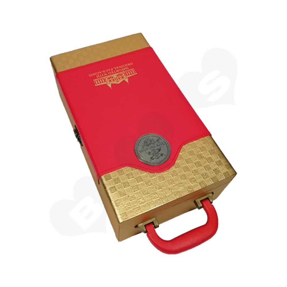 Private Label Wine Box Kit Side View Seven