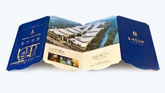 Offset printed paper manual
