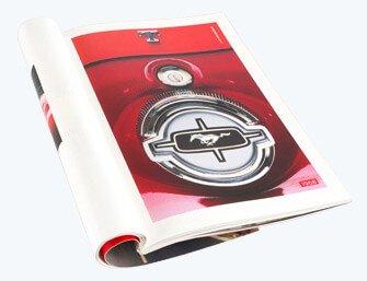 luxury watch magazine printing