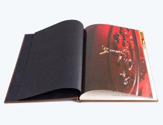 perfect binding magazine printing